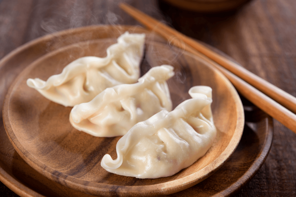Jiaozi Dumplings Little Passports