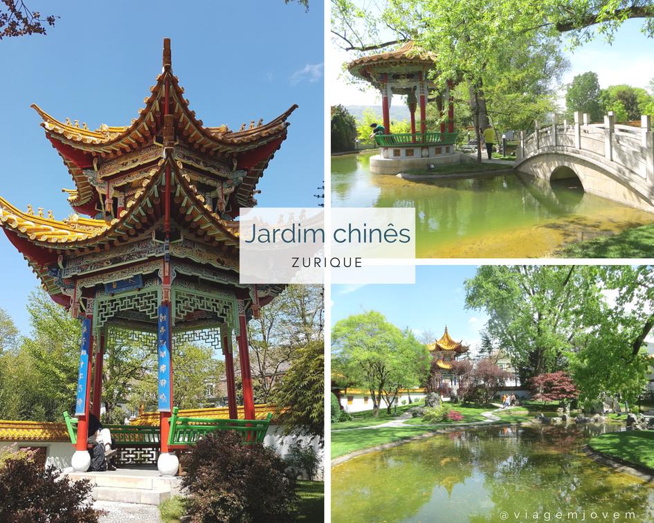 jardim chines