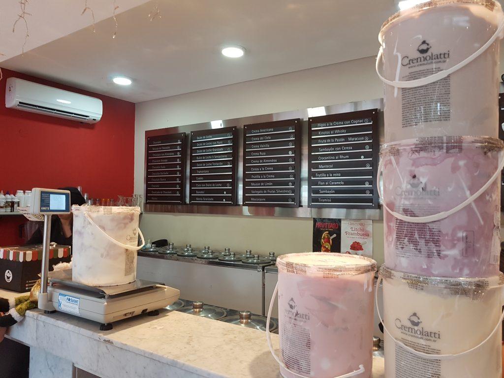 sorveteria argentina