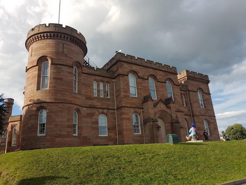 castelo Inverness