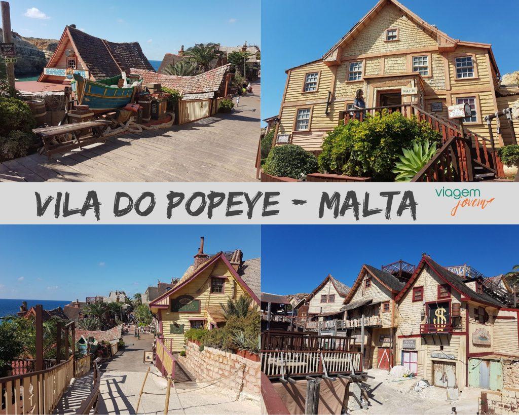 vila popeye