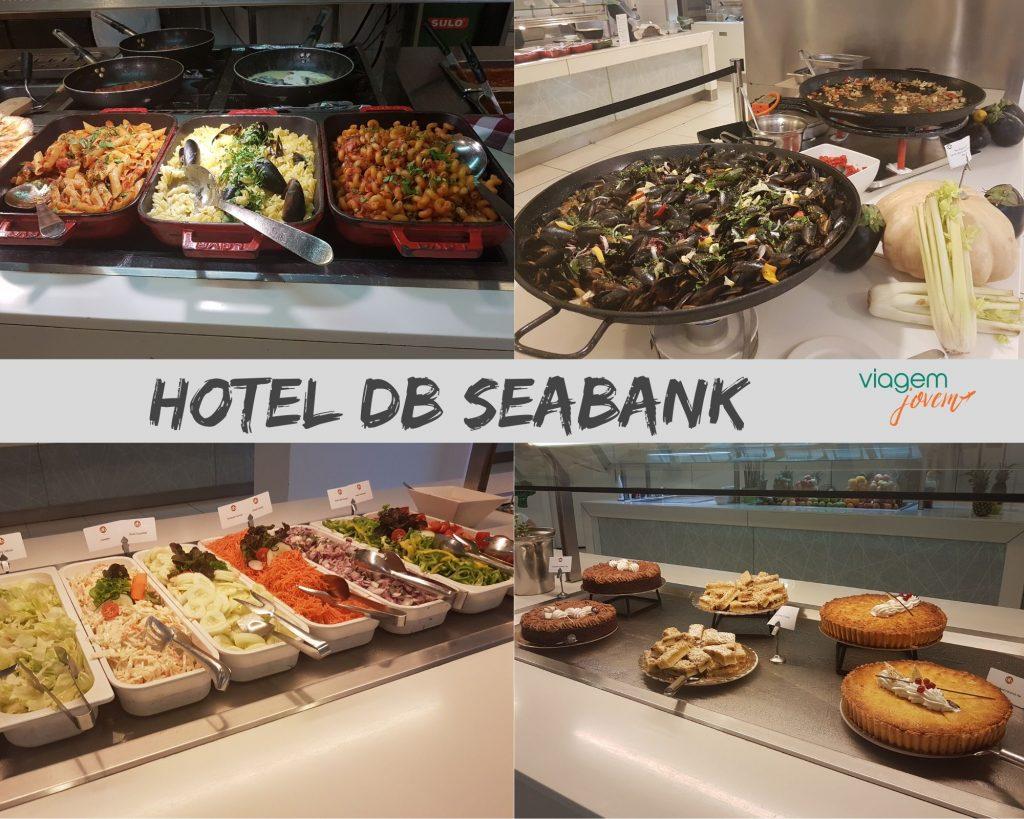 hotel db seabank
