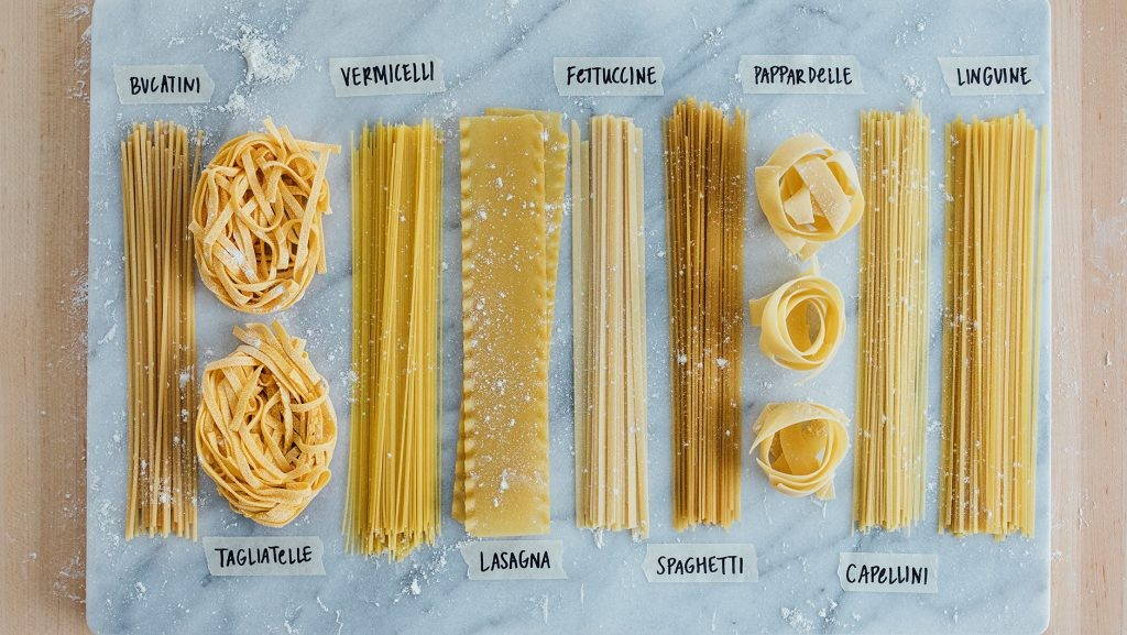 PastaGlossary